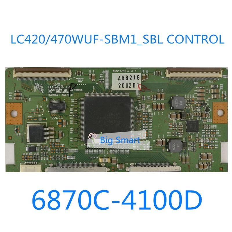 บอร์ดทดสอบ Tcon Board Lc420 / 470 Wuf - Sbm1_Sbl 6870 C - 4100 D Tv T - Conlogic Board
