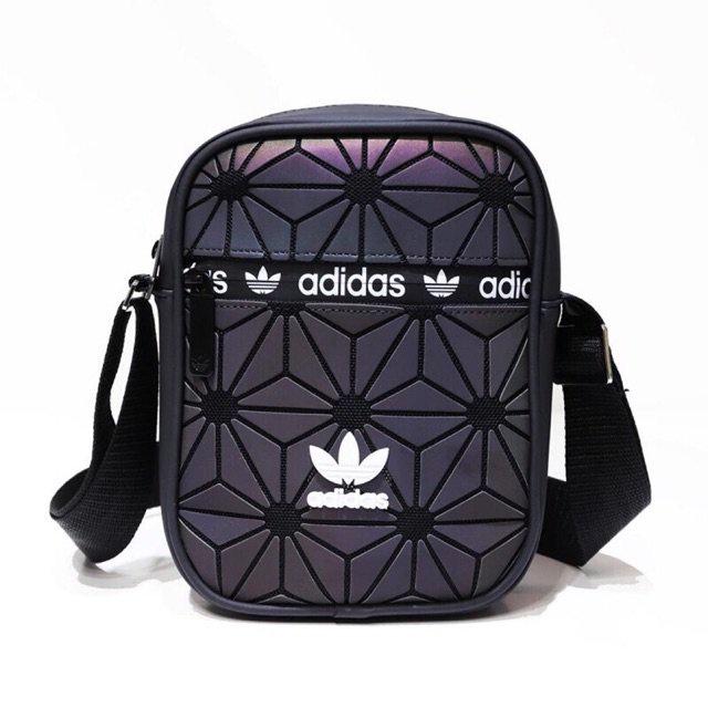 Rk2S Adidas Issey Miyake 3D Waterproof Sling Bag