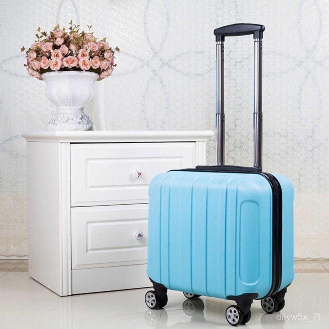 กระเป๋าเดินทางสปริงแอร์ไลน์14กระเป๋าเดินทางขนาดเล็กขนาดนิ้ว16-กระเป๋าเดินทางขนาดนิ้ว18นิ้วกระเป๋าเดินทางผู้ชายและผู้หญิง