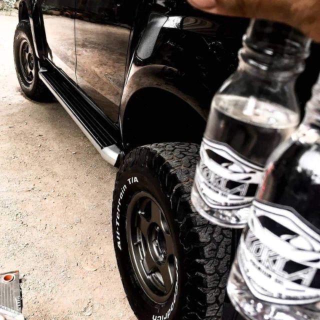 น้ำยาเคลือบยางรถ