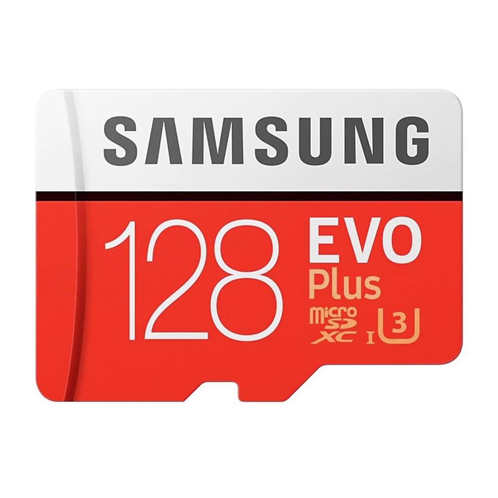 SAMSUNG Micro SD 128GB EVO Plus