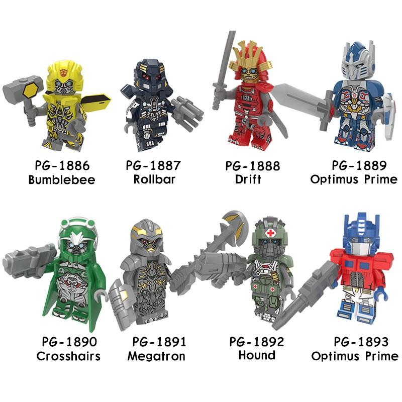 Bumblebbe Mini figure Transformers