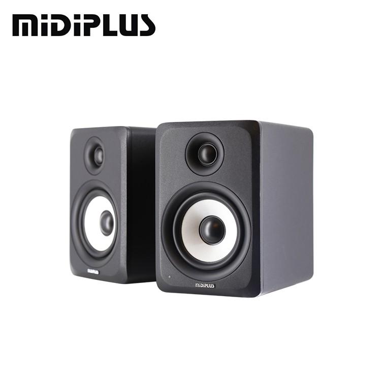 ส่งฟรี!! ผ่อน0%  Midiplus MI3 ลำโพงมอนิเตอร์ Active Monitor Speaker