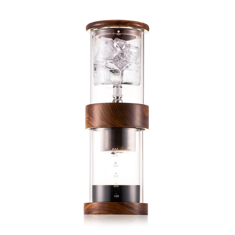 เครื่องทำกาแฟสดสกัดเย็น Cold brew ที่ทำกาแฟดริปสกัดเย็น วัสดุแก้วบอโรซิลิเกต กาแฟเย็น