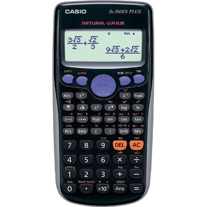 Casio FX-350ES Plus Calculator