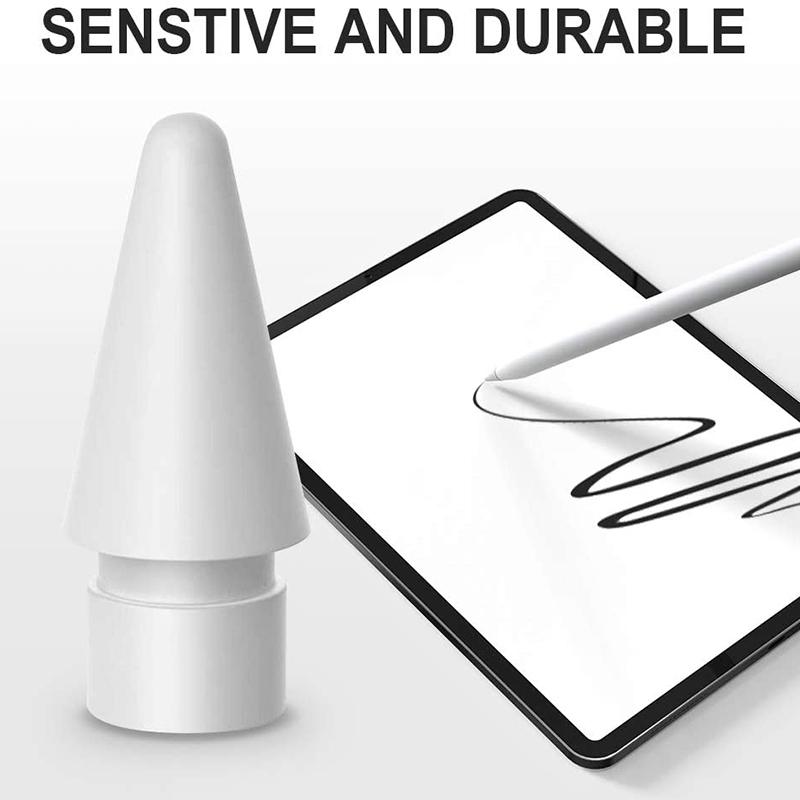 ⚡Flash SALE อะไหล่แอปเปิ้ลดินสอสําหรับ Apple Pencil 1st / 2nd Generation, ความไวแสงสูง, ความไวแสงสูงสําหรับ iPad, ของแท้/ขาว