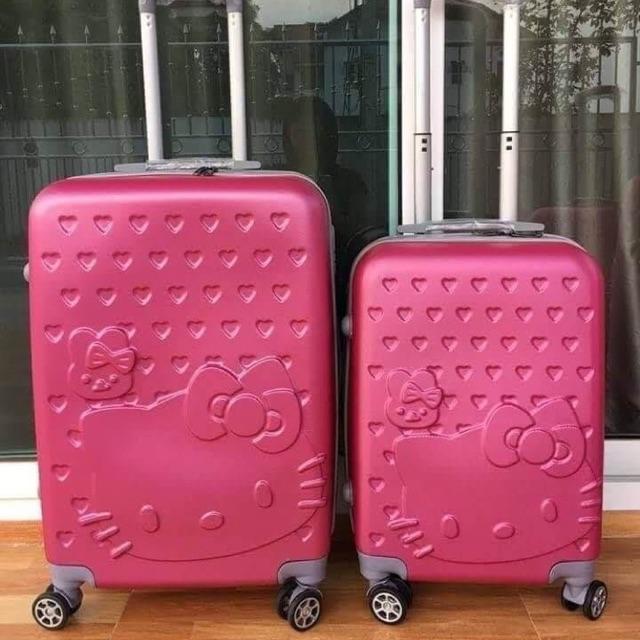 """🍭 กระเป๋าเดินทาง ขนาด 20""""/24""""🎀🍭"""
