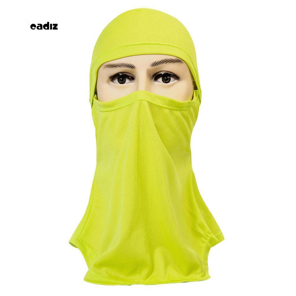 Balaclava Polar Fleece Windproof Anti-fog Cycling Ski Warm Mask Face Protector