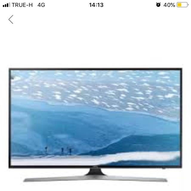 ทีวีซัมซุง50นิ้ว มือสอง สภาพ99%