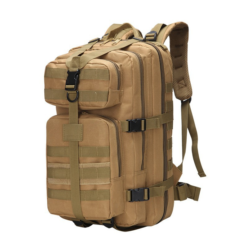 TheTim แค้มปิ้ง กระเป๋าเป้ทหาร กระเป๋าเป้เดินทาง กระเป๋าเป้ผู้ชาย กระเป๋าเดินป่า bagpack 20L(20ลิตร) อุปกรณ์สนามเดินป่า