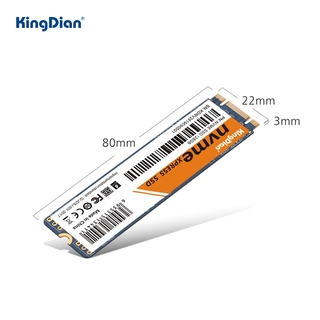 KingDian M2 ssd PCIe NVME 128GB 256GB 512GB Solid State Drive M.2 2280 Internal Hard Disk hdd for Laptop Desktop MSI Asr