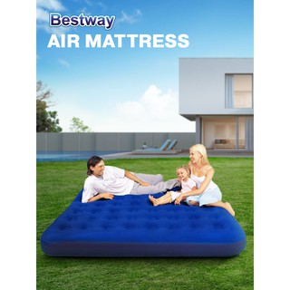 Review ที่นอนเป่าลม BESTWAY Inflatable Air Mattress