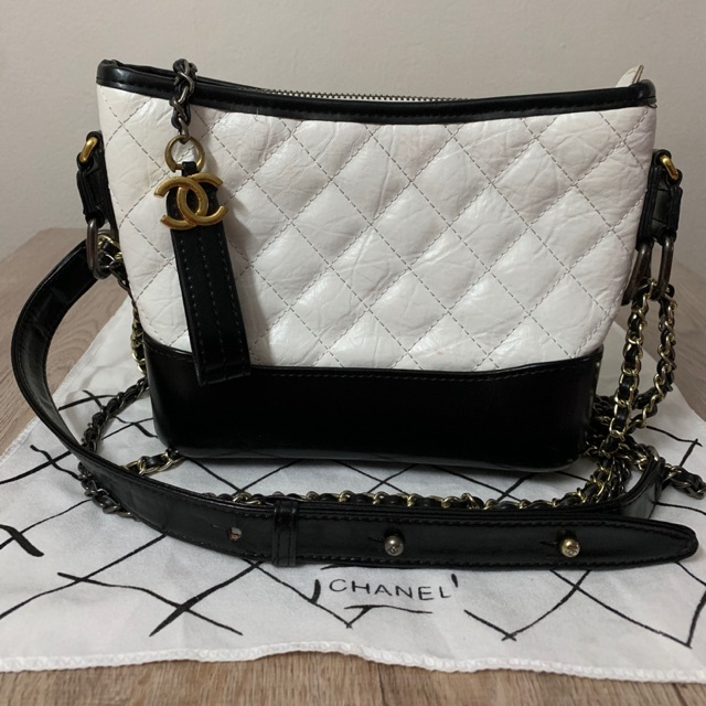 Chanel's Gabrielle Hobo bag 💼 (Small size)
