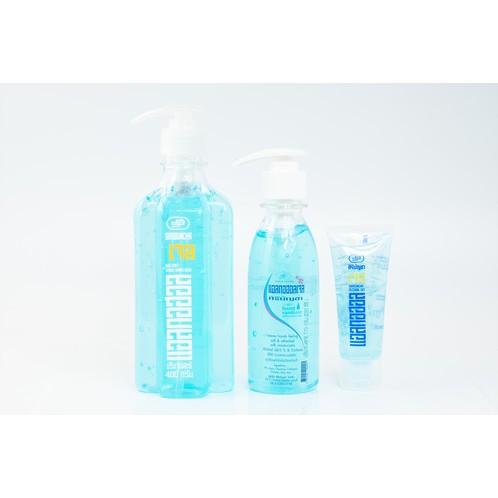 แอลกอฮอล์เจลล้างมือ ทำความสะอาดฆ่าเชื้อโดยไม่ต้องล้างน้ำ Alcohol gel ศิริบัญชา