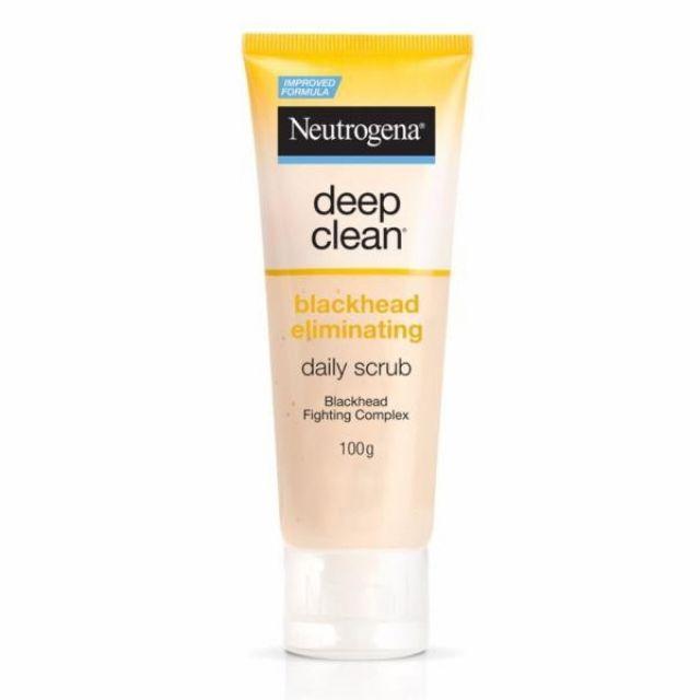 neutrogena daily scrub