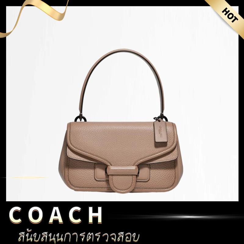 [ลดราคา KK & COACH] COACH CODY Shoulder Bag กระเป๋าสะพายข้างกระเป๋าสะพายข้างแฟชั่นทุกแบบ