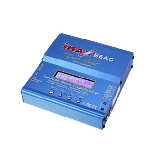CTR iMAX B6AC 80W AC/DC Lipo NiMh Battery Balance Charger Discharger for RC