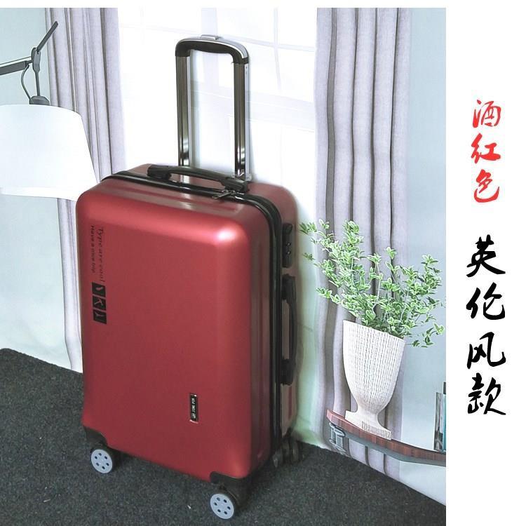 กระเป๋าจักรยาน┋▪Shangxin Korean Trolley Case 24 Cartoon Cute Luggage Female Student Universal Wheel กระเป๋าเดินทางใบเล็ก
