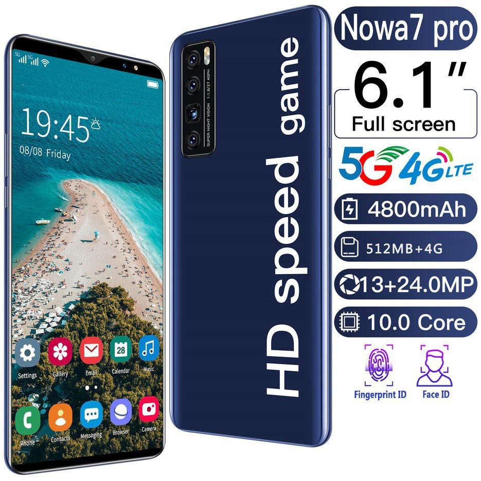 โทรศัพท์มือถือ MAIMEITE รุ่น Nowa7 Pro จอใหญ่ 6.1นิ้ว Smartphone