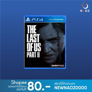 PlayStation 4 : (Pre-Order) The Last Of Us Part II (TH/EN) ***ไม่มีของแถม***