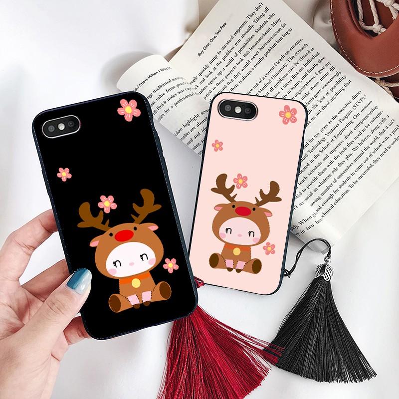 เปลือกนิ่ม เคส Samsung J2prime J7prime Soft Case Samsung J7pro Note5 Note8 A9 A9pro  เคส โทรศัพท์มือถือ Samsung S7 A6 S8 A20 A30 MILU โทรศัพท์มือถือ Samsung Handphone