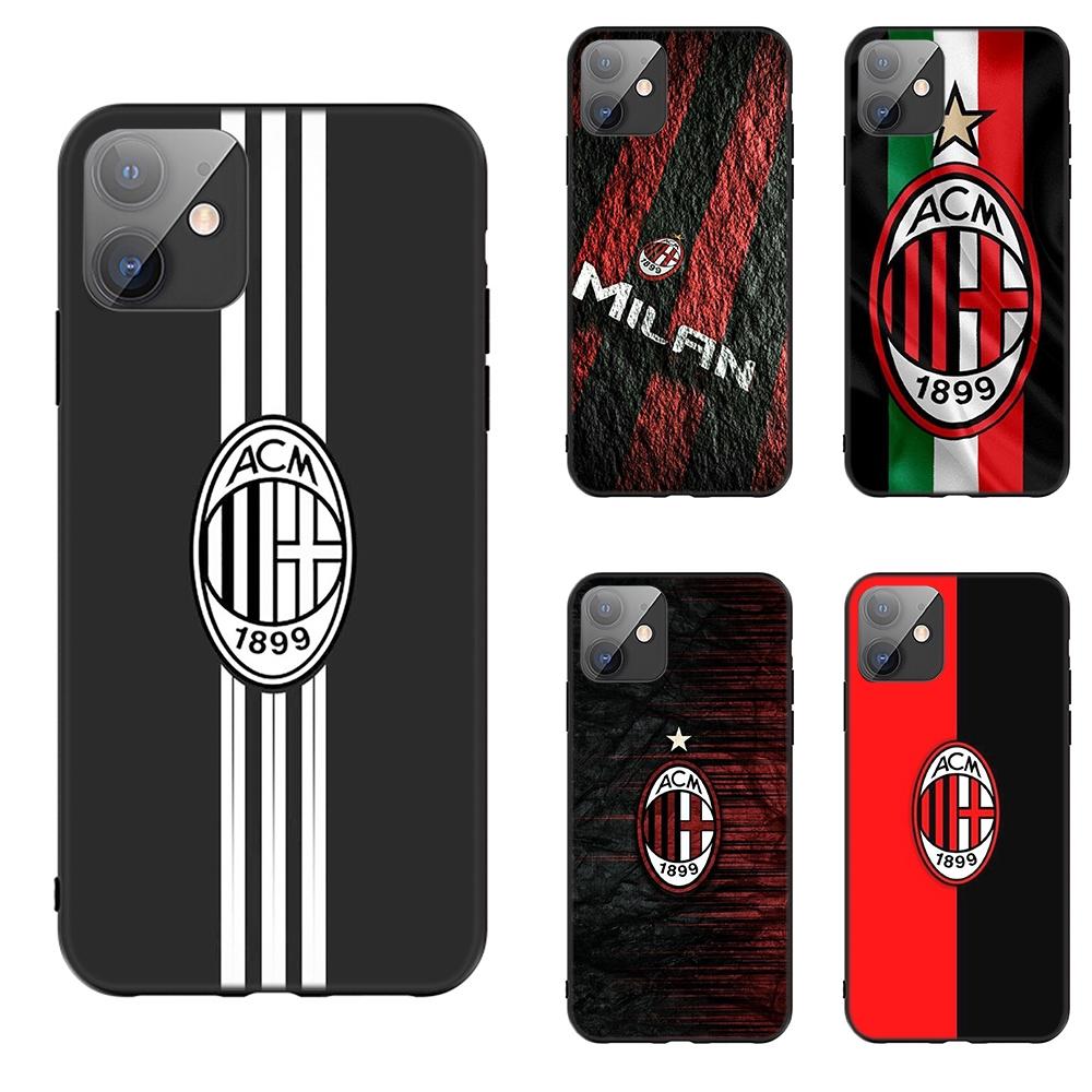 iPhone 11 Pro Max Soft Case MD2 Ac Milan
