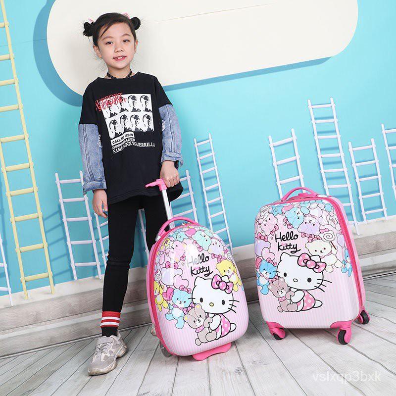 กระเป๋าเดินทางพกพา  กระเป๋ารถเข็นเดินทางรถเข็นเด็กกระเป๋าเดินทางการ์ตูนกระเป๋าเดินทางชายและหญิงกระเป๋าเดินทางเด็ก 18