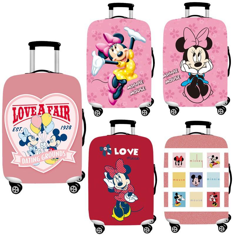 ผ้าคลุมกระเป๋าเดินทางสำหรับการเดินทาง 18-32 นิ้ว