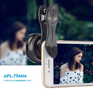 best service 6d088 2953b Apexel Professional Phone Lens 2.5X Hd Slr Telefon Telescope Lens Bokeh  Portrait For Iphone 6S/7 Xiaomi More Smartphone