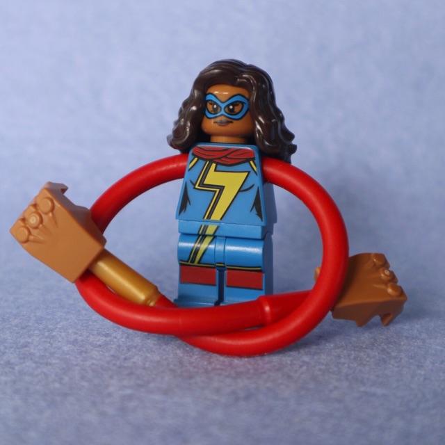 Lego Ms. Marvel Marvel Mini Figures (มือ2)