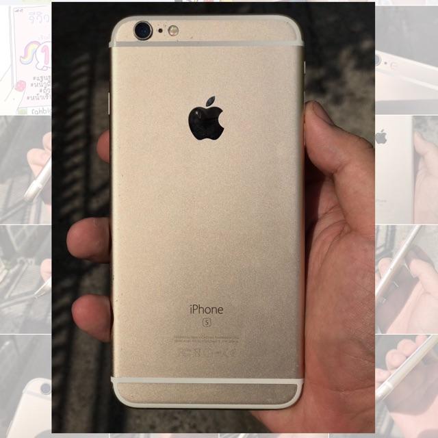 พร้อมส่ง *โทรศัพท์ Iphone 6s plus 32 GB มือสอง (เครื่องศูนย์ไทย)