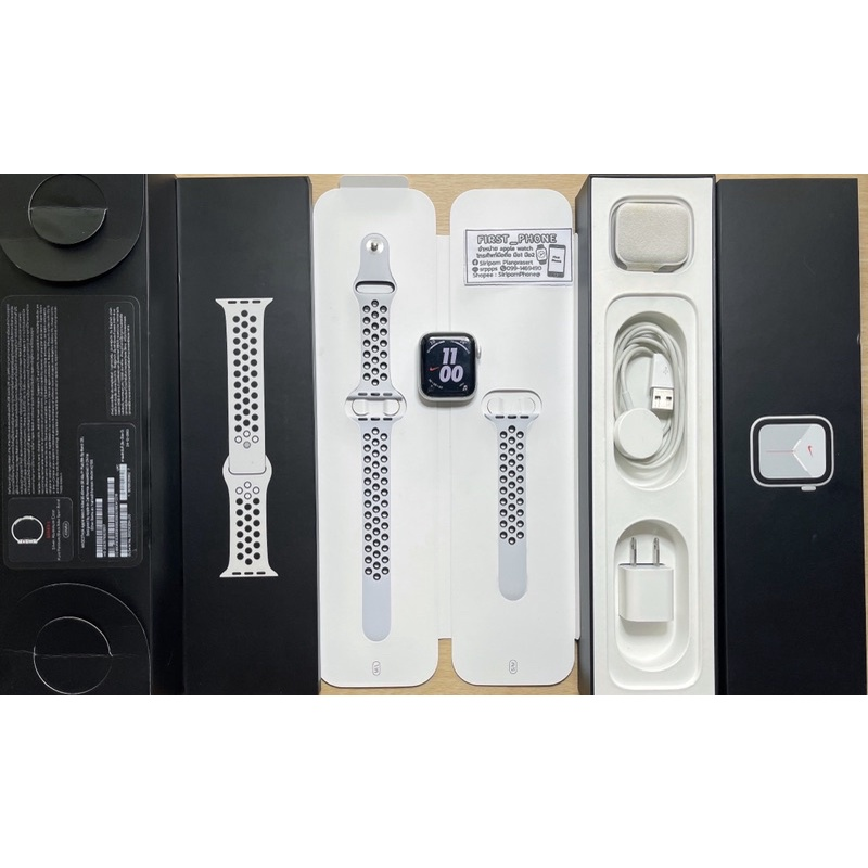 Apple Watch Series 5 Cellular 40mm Nike シ