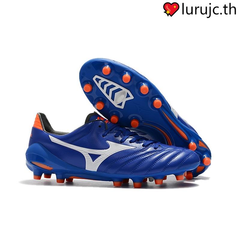 ⚽💖2019 mizuno morelia neo ii made in japan รองเท้าผู้ชาย รองเท้าฟุตบอล 39-45