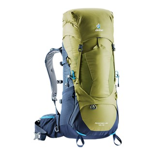 Review Deuter Aircontact lite 40+10 For men