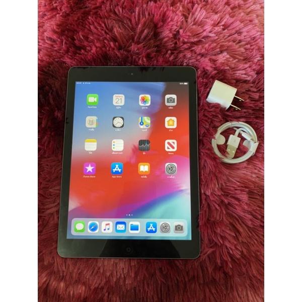ipad Air1 16g. th  wifi เครื่องไทย สีดำ มือสอง