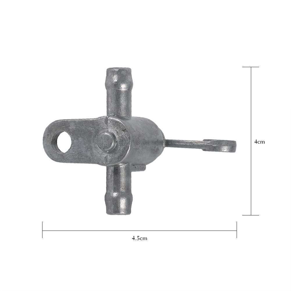 8mm 5//16 Inline Motorcycle Fuel Tank Tap On//Off Petcock Switch For Dirt Bike ATV Quad Buggy Fuel Switch Petcock