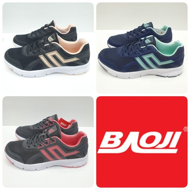 BAOJI รองเท้าผ้าใบหญิง รุ่น BJW566 ( 3