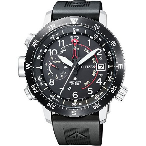 CITIZEN PROMASTER Promaster Eco-Drive Arti Klong land Series advanced measurement function BN4044-23E