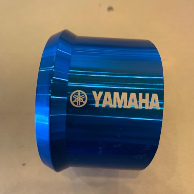 ฝาครอบปลายท่ออะลูมิเนียม Yamaha Mio