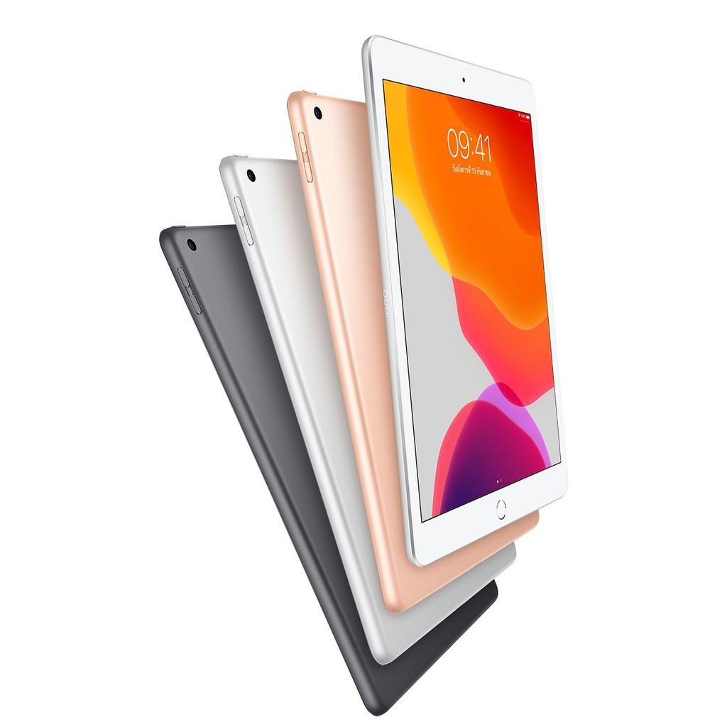 """iPad Gen7 2019 128GB """"ผ่อน 0%10 เดือน """"WiFi+เซลลูลาร์(ใส่ซิม)   เครื่องใหม่ ประกันศูนย์ 1ปี"""