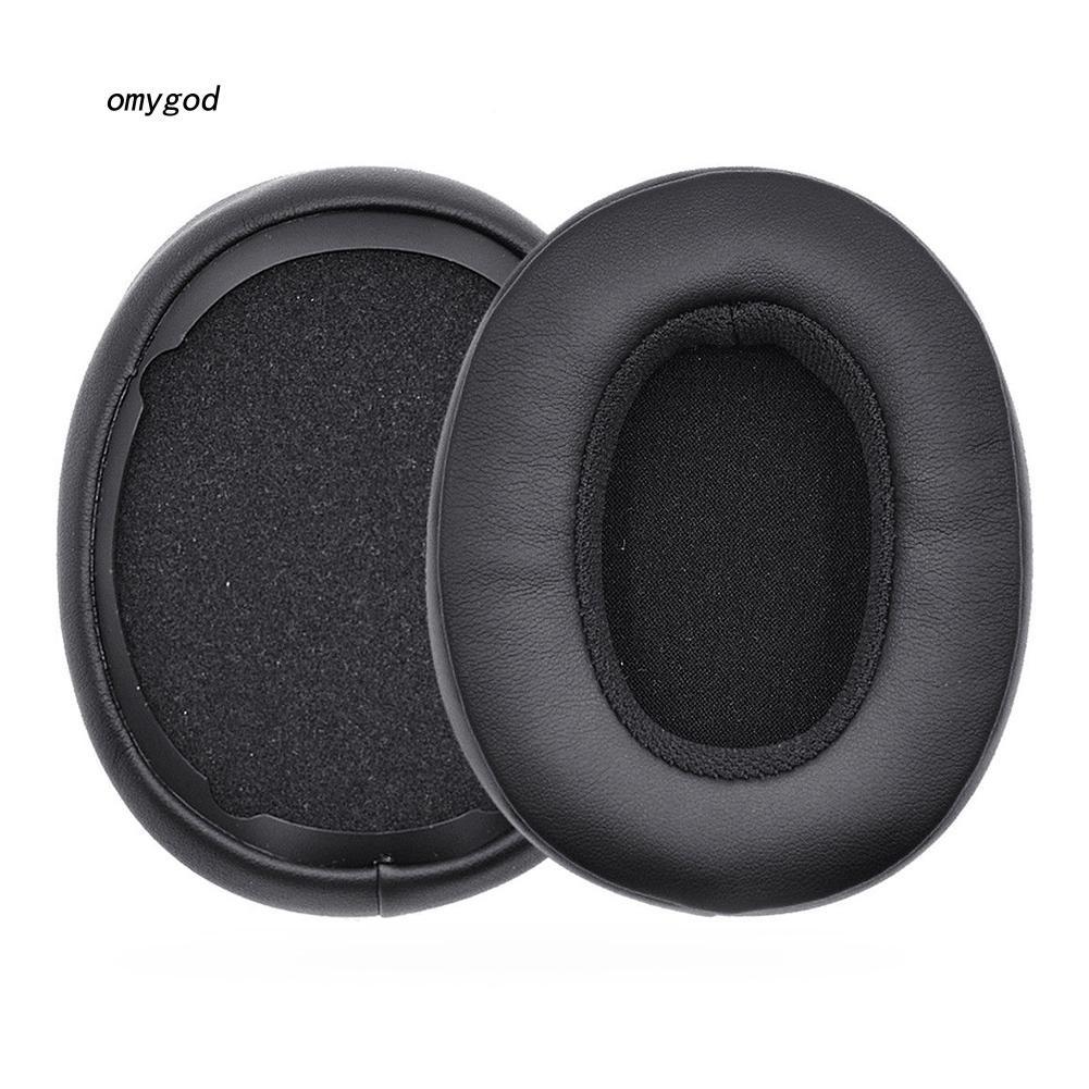 Memory Foam Ear Pads Cushion Covers for  Crusher 3.0 Headphones