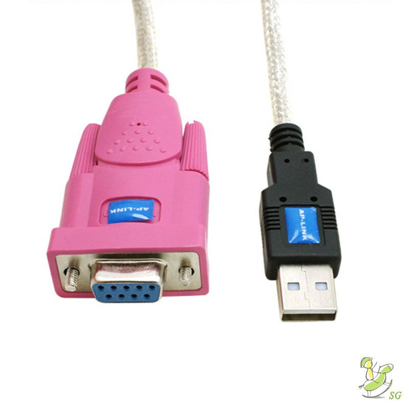 Popular RS232 Serial to USB 2.0 PL2303 Cable Adapter Converter for Win 7 8 10 ~!