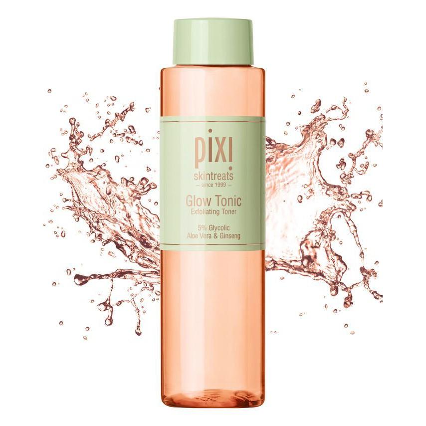 �ล�าร���หารู��า�สำหรั� Pixi Glow Tonic Exfoliating Tonic 5% Glycolic Acid 250ml.