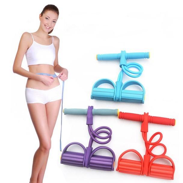 ยางยืดออกกำลังกาย ชุดยางยืดออกกําลังกายเท้าเหยียบ ผ้ายืดออกกำลังกาย ยางยืดแรงต้าน  ยางยืดออกกำลังกายแรงต้านสูง