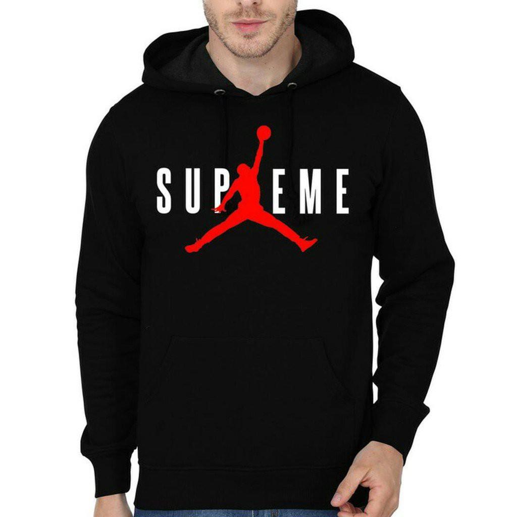 แท้100%เสื้อกันหนาว Air Jordan Supreme พรีเมี่ยม