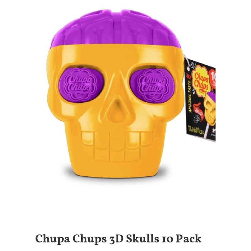 Chupa Chups Skull ถังหัวกะโหลก