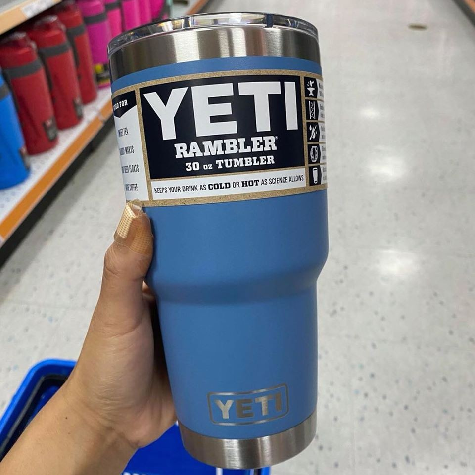 แก้ว Yeti รุ่นใหม่ ของแท้จากอเมริกา 🇺🇸