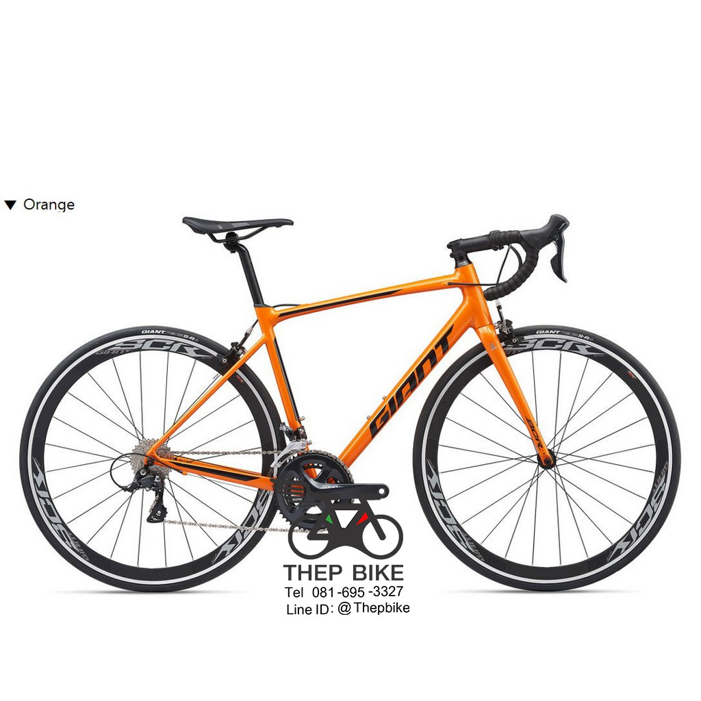 GIANT รุ่น SCR 1 ปี 2020 จักรยานเสือหมอบ Giant