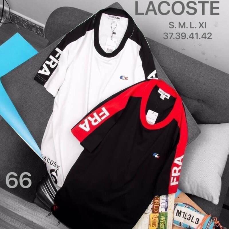 เสื้อยืดแฟชั่น Lacoste