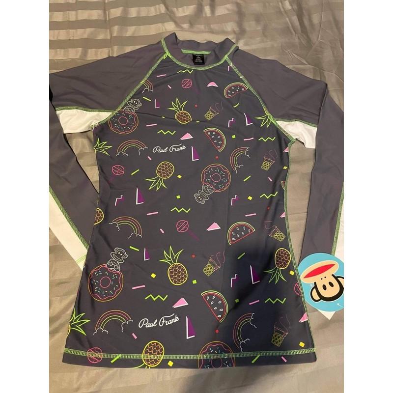 New! เสื้อว่ายน้ำ Paul Frank ไซส์ L หญิง แท้💯
